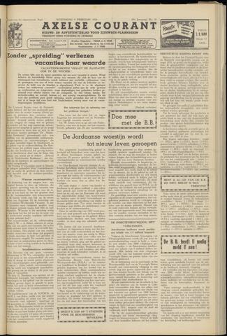 Axelsche Courant 1955-02-09