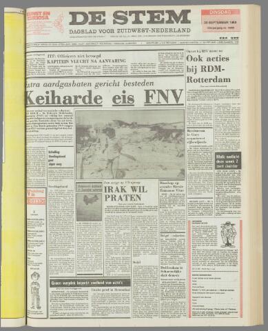 de Stem 1980-09-30