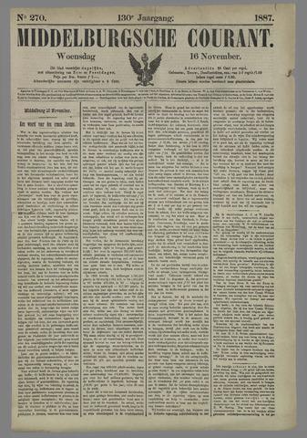 Middelburgsche Courant 1887-11-16