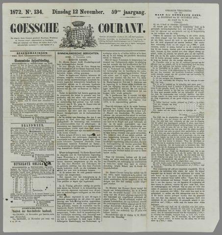 Goessche Courant 1872-11-12