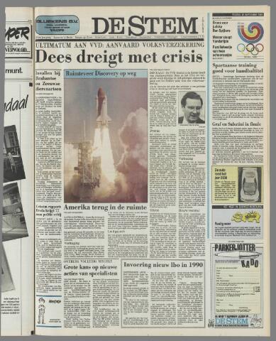 de Stem 1988-09-30
