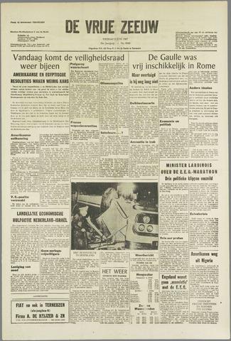 de Vrije Zeeuw 1967-06-02
