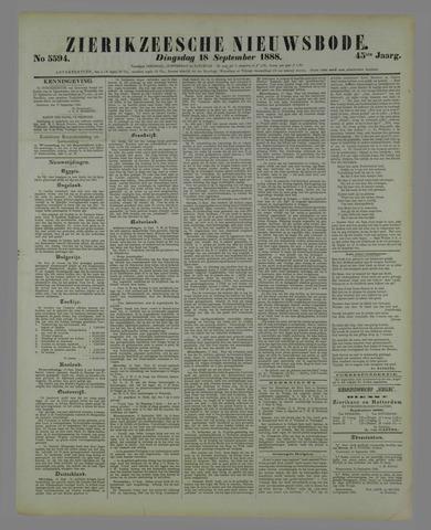 Zierikzeesche Nieuwsbode 1888-09-18