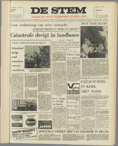de Stem 1968-10-01