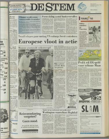 de Stem 1992-07-16