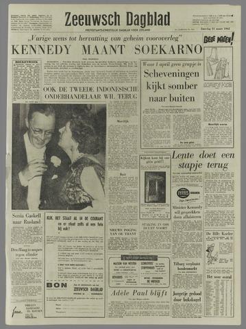 Zeeuwsch Dagblad 1962-03-31