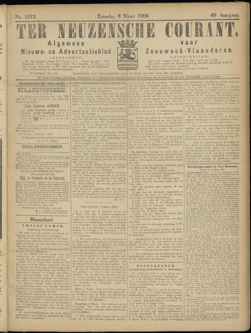 Ter Neuzensche Courant. Algemeen Nieuws- en Advertentieblad voor Zeeuwsch-Vlaanderen / Neuzensche Courant ... (idem) / (Algemeen) nieuws en advertentieblad voor Zeeuwsch-Vlaanderen 1909-03-06