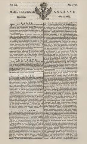 Middelburgsche Courant 1762-05-25