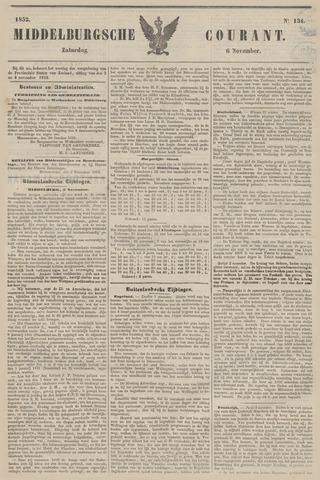 Middelburgsche Courant 1852-11-06