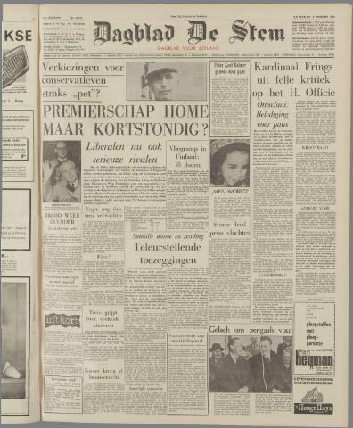 de Stem 1963-11-09