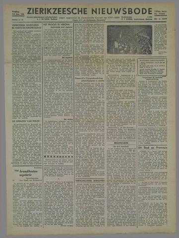 Zierikzeesche Nieuwsbode 1944-01-14