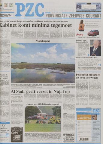 Provinciale Zeeuwse Courant 2004-08-27