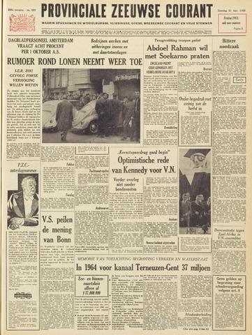 Provinciale Zeeuwse Courant 1963-09-21