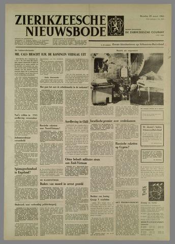Zierikzeesche Nieuwsbode 1965-03-29