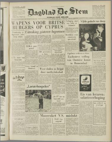de Stem 1958-11-10