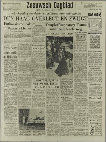 Zeeuwsch Dagblad 1962-04-10