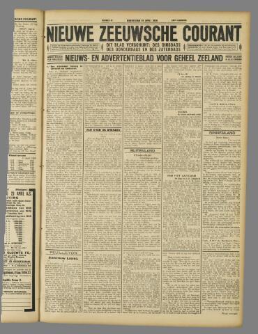 Nieuwe Zeeuwsche Courant 1928-04-19