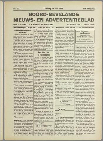 Noord-Bevelands Nieuws- en advertentieblad 1948-06-19