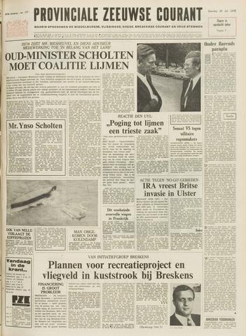 Provinciale Zeeuwse Courant 1972-07-29
