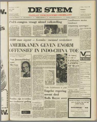 de Stem 1971-02-05