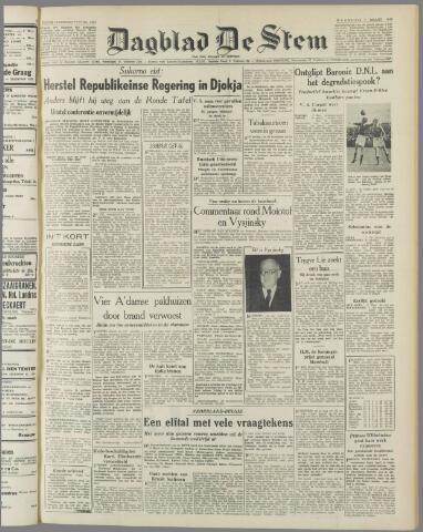 de Stem 1949-03-07