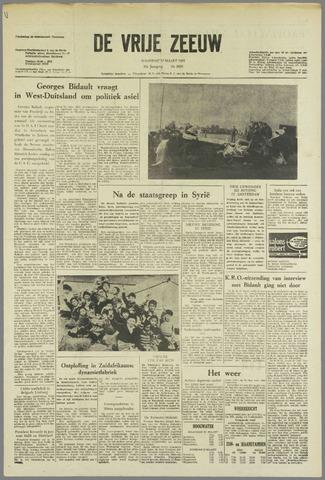 de Vrije Zeeuw 1963-03-11