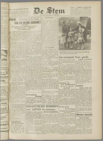 de Stem 1945-08-07
