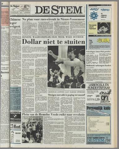 de Stem 1989-05-23