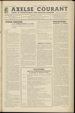 Axelsche Courant 1963-09-21