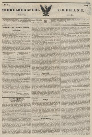 Middelburgsche Courant 1844-05-28
