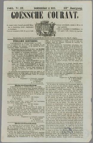 Goessche Courant 1865-05-11