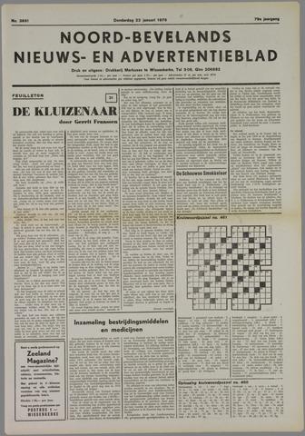 Noord-Bevelands Nieuws- en advertentieblad 1976-01-22
