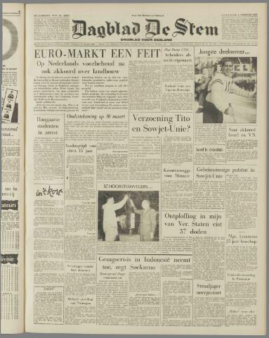 de Stem 1957-02-05