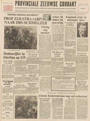 Provinciale Zeeuwse Courant 1966-10-24