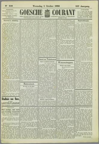 Goessche Courant 1930-10-01