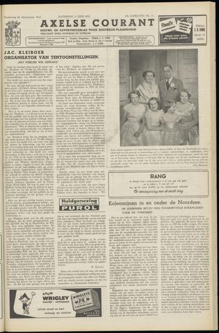 Axelsche Courant 1955-06-11