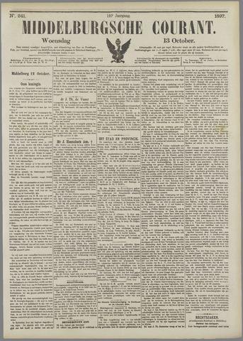 Middelburgsche Courant 1897-10-13