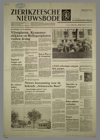 Zierikzeesche Nieuwsbode 1981-08-07