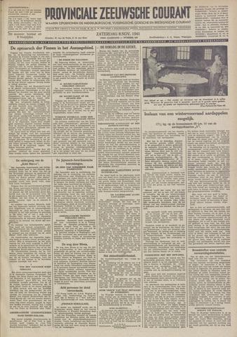 Provinciale Zeeuwse Courant 1941-11-08