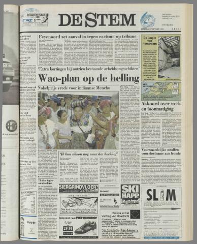de Stem 1992-10-17