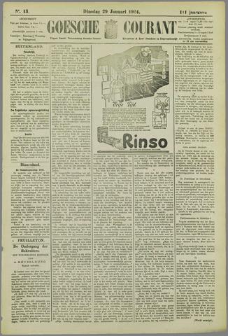 Goessche Courant 1924-01-29