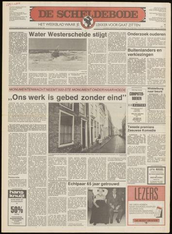 Scheldebode 1986-01-23