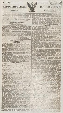 Middelburgsche Courant 1834-09-11