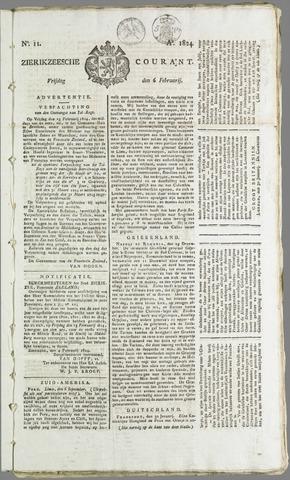 Zierikzeesche Courant 1824-02-06
