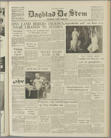 de Stem 1958-06-19