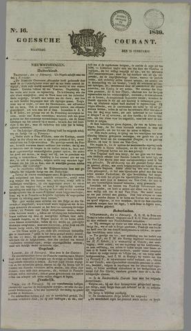 Goessche Courant 1839-02-25