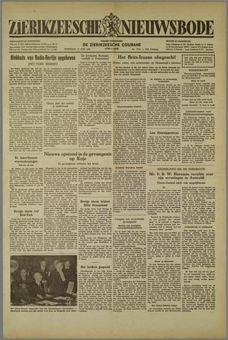 Zierikzeesche Nieuwsbode 1952-06-11