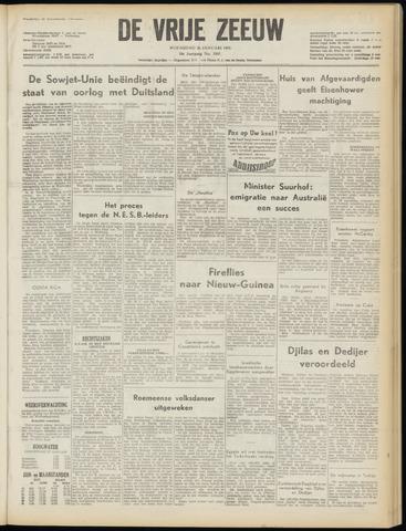 de Vrije Zeeuw 1955-01-26