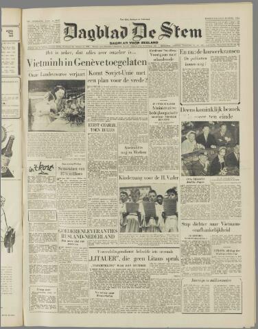 de Stem 1954-04-29