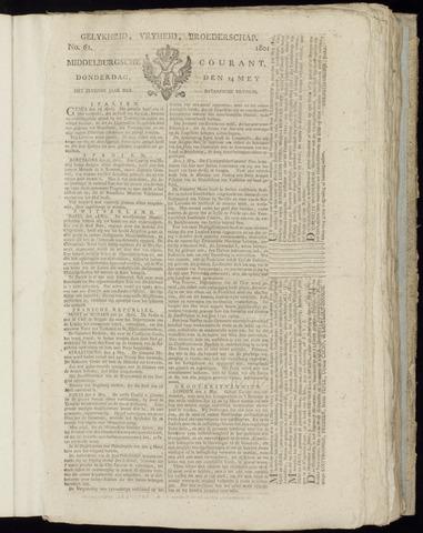 Middelburgsche Courant 1801-05-14
